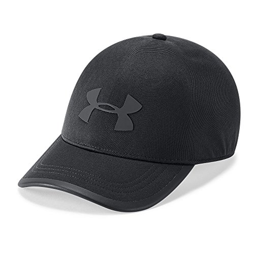 Under Armour Men's Train One Panel Cap, Black (001)/Stealth Gray, Large/X-Large