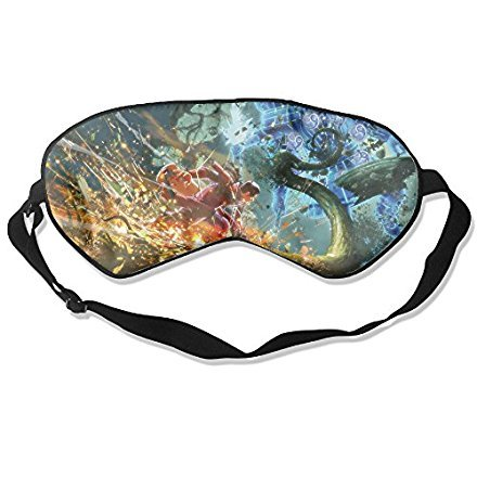 Price comparison product image Naruto Shippuden Ultimate Natural Silk Deep Rest Eye Mask For Traveling
