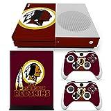 FriendlyTomato Xbox One S Console and Wireless Controller Skin Set - Football NFL - XboxOne S Vinyl