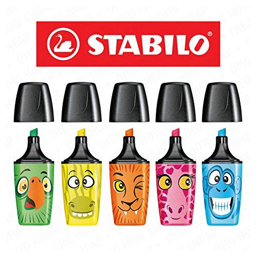 STABILO BOSS Textmarker