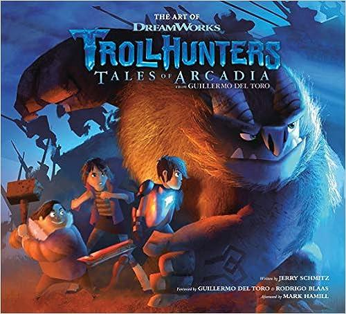 The Art Of Trollhunters por Dreamworks epub