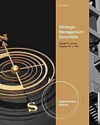 Essentials of Strategic Management, International Edition