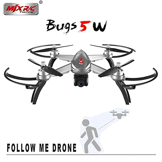 Mando a LSM900LED dron cuadricóptero con cámara, MJX Bugs 5 W b5 W ...