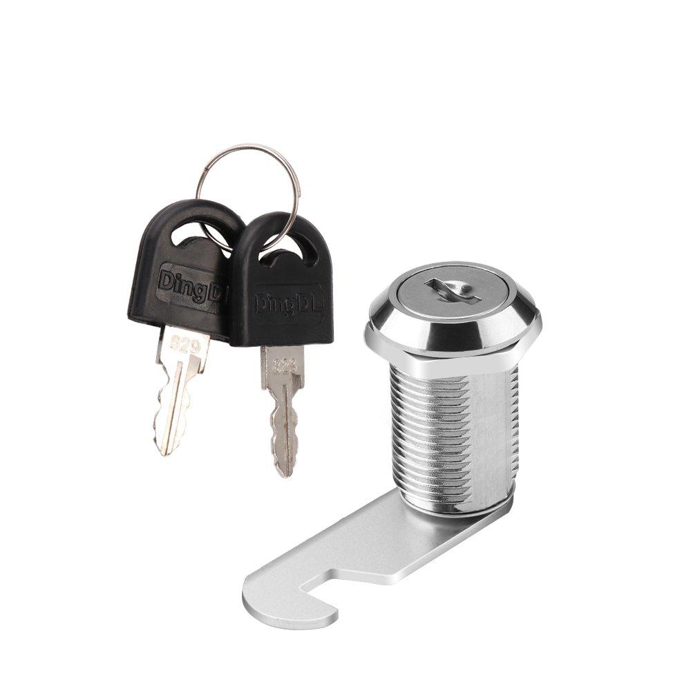 TiooDre Security Mailbox Lock mit 2 Tasten, Briefkasten Schrank ...