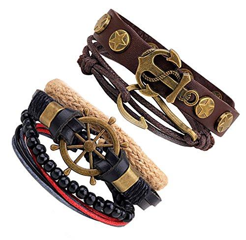 Anchor Rudder Bracelets - 9