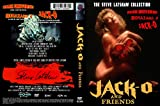 JACK-O & FRIENDS Signed 1000 Units 2 DVD Set