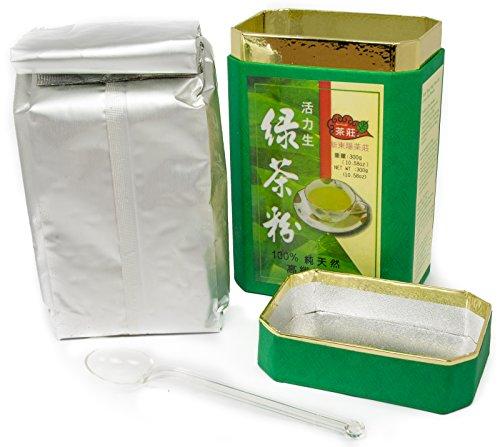 Vita-Lite Authentic Taiwanese Green Tea Powder, 300g