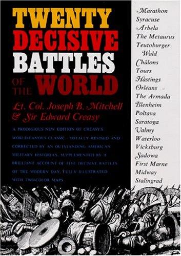Twenty Decisive Battles of the World ebook