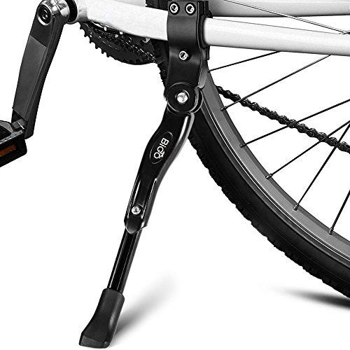 BIGO Bicycle Kickstand Adjustable Aluminium Alloy Bike Height Rear Kick Stand for Bike 22'' 24'' 26'' 27'' by BIGO (Image #7)