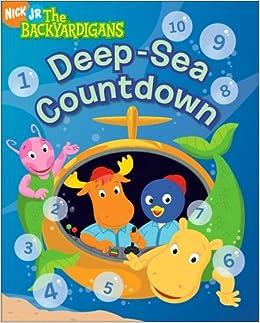 Amazon Deep Sea Countdown The Backyardigans 9781416914846