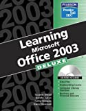 img - for Learning Office 2003: Deluxe Edition book / textbook / text book