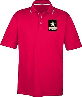 Buy Cool Shirts - Polo de Manga Corta, diseño del ejército de los ...
