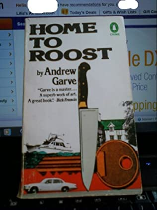 book cover of Home to Roost