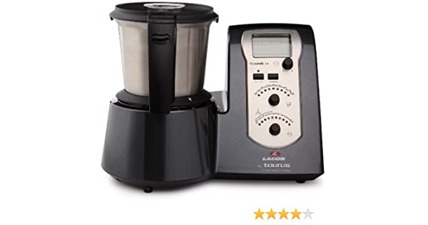 Lacor 69180 Mycook 1.8 by Taurus profesional: Amazon.es: Hogar