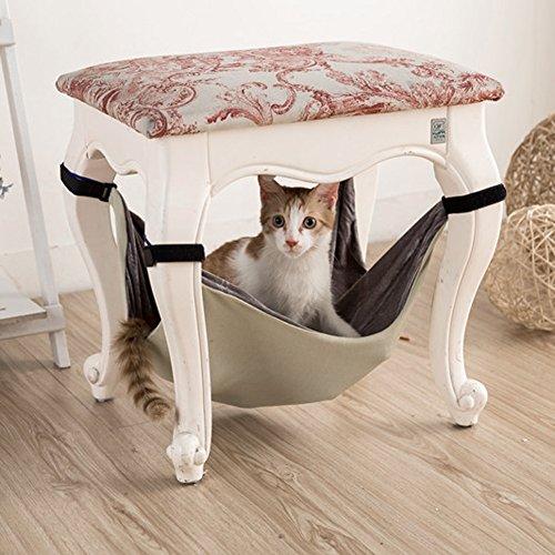 Hot Sale 2017 Chinatera Cat Hammock Bed, Pet Animal Kitty Hanging Bunk  Sleepy Bed Use