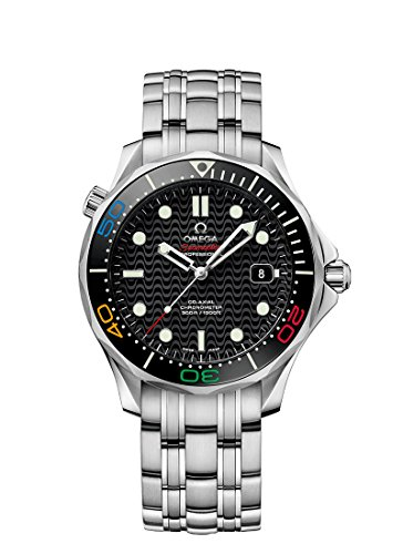 Wrist Automatic Omega Watch (Omega Olympic Collection Rio 2016 Limited Edition Mens Watch 522.30.41.20.01.001)