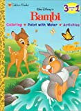 Bambi, Golden Books, 0307254038
