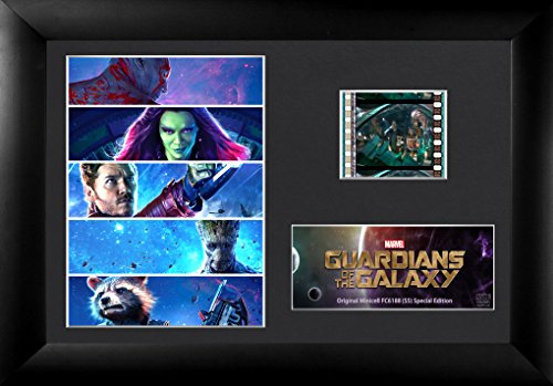 Trend Setters Marvel The Guardians of The Galaxy Minicell Film Framed Art