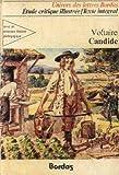 Voltaire. Candide ou l'optimisme