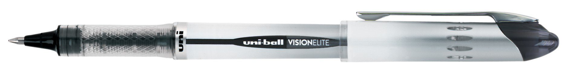 uni-ball Vision Elite Rollerball Pens, Bold Point (0.8mm), Black by Uni-ball (Image #4)