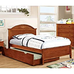 Furniture of America Rutherford Panel Bed