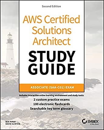 Amazon com: AWS Certified Solutions Architect Study Guide