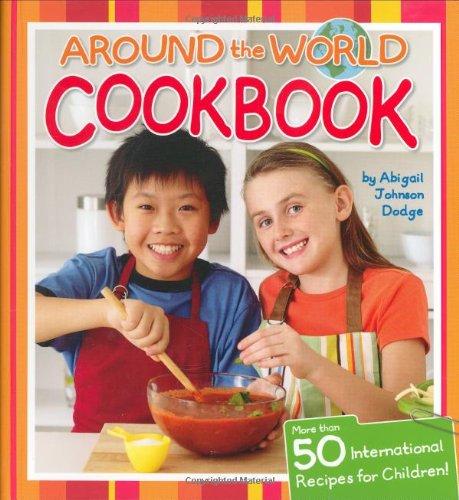 Read Online Around the World Cookbook ebook