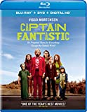 Captain Fantastic (Blu-ray + DVD + Digital HD)