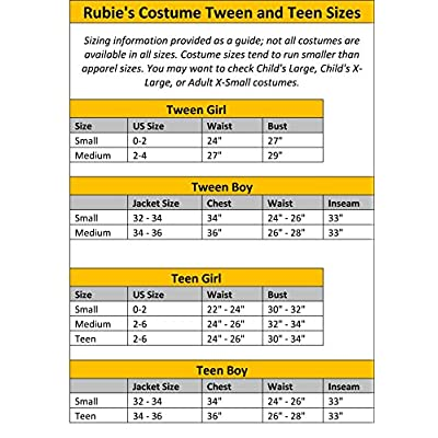 Rubie's Five Nights at Freddy's Child's Freddy Costume, Tween: Toys & Games