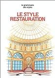 Le Style Restauration