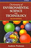 img - for Dictionary of Environmental Science and Technology book / textbook / text book