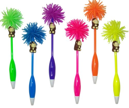 Kawaii Stationery Cheap Plastic Funky Pens for Gifts