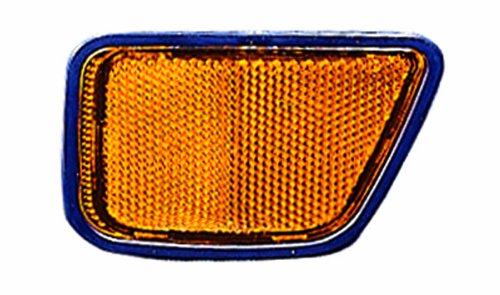 Depo 317-1405L-UC Honda CR-V Front Driver Side Side Reflector