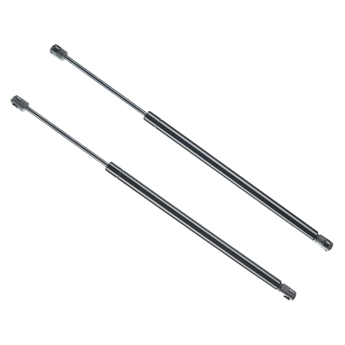 A-Premium Tailgate Rear Hatch Lift Supports Shock Struts Springs for Jeep Compass 2007-2014 with Speakers 2-PC Set