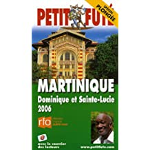 MARTINIQUE DOMINIQUE ET SAINTE LUCIE 2006