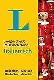 Langenscheidt Reisewörterbuch Italienisch: Italienisch-Deutsch/Deutsch-Italienisch