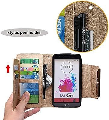 Amazon.com: LG G3 caso, xhorizon (TM) FLK [Upgraded ...