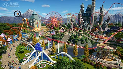 Planet Coaster Ps5 - Standard Edition - Playstation 5 7