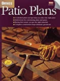Ortho's Patio Plans, Sharon Ross and Barbara Sabella, 0897214129