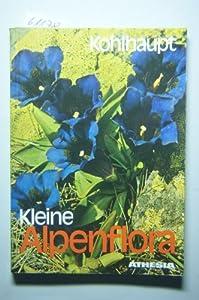 Paperback Kleine Alpenflora [Italian] Book