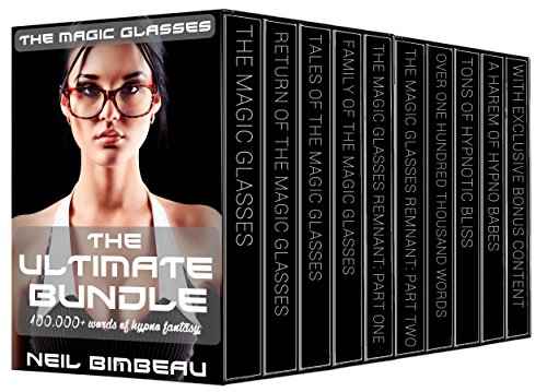 The Magic Glasses: The Ultimate Bundle (Forty Book - Glasses The Magic