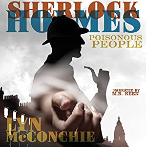 Sherlock Holmes: Poisonous People Audiobook