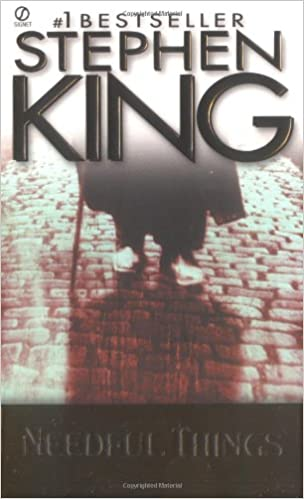 Stephen King - Needful Things Audiobook Free Online