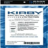 kirby 2001 vacuum bags - Kirby Micron Magic Bag, 197394 (9 pack)