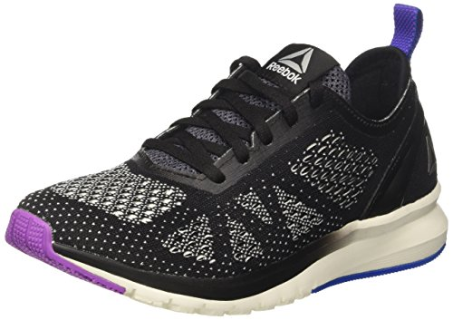 Clip Black Vital Chalk Violet Shoes Print Ultk Reebok Blue Black Running Smooth Women's Vicious E7RwTTFq