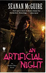 An Artificial Night: Book Three of Toby Daye (October Daye 3)