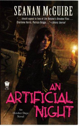 An Artificial Night (October Daye Series Book 3)]()
