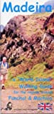 Front cover for the book Madeira Walking Guide (Warm Island Walking Guide) by David A. Brawn