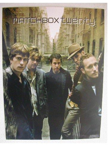 Matchbox Twenty Poster 20