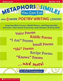 Poetry Projects with Pizzazz!: 15 Easy, Hands-On Poetry
